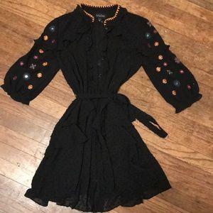 Saloni never worn dress